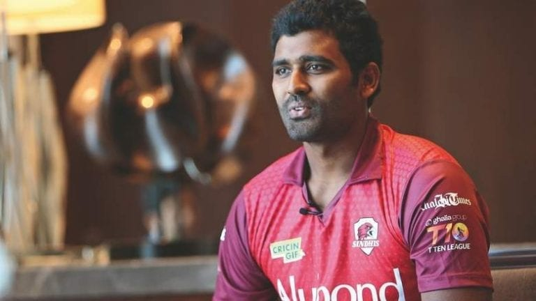 Image result for thisara perera T10 League