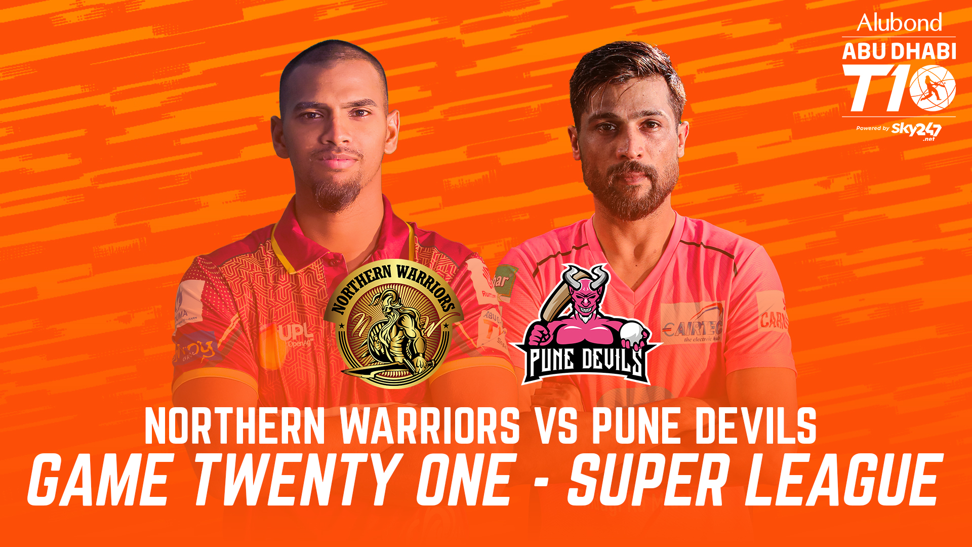 Match 21 I HIGHLIGHTS I Northern Warriors vs Pune Devils
