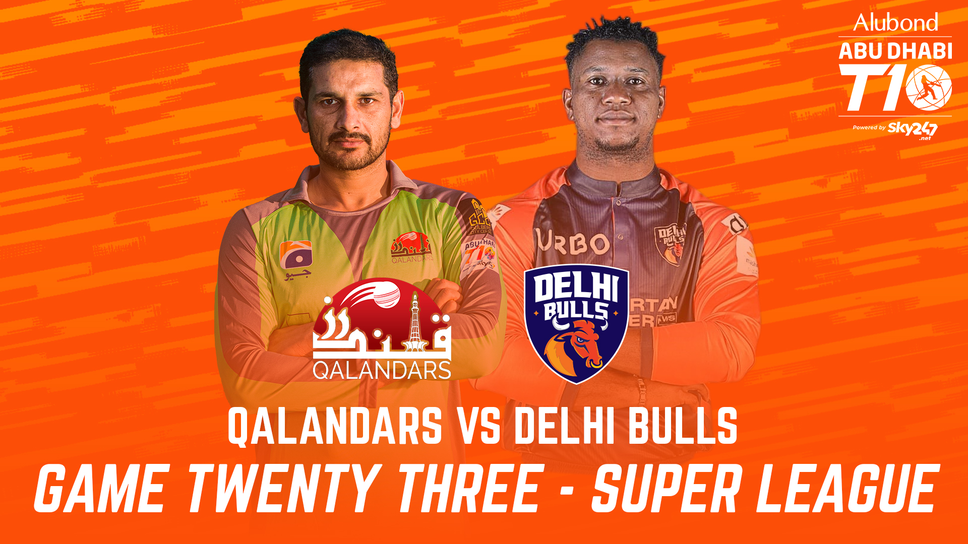 Match 23 I HIGHLIGHTS I Qalandars vs Delhi Bulls