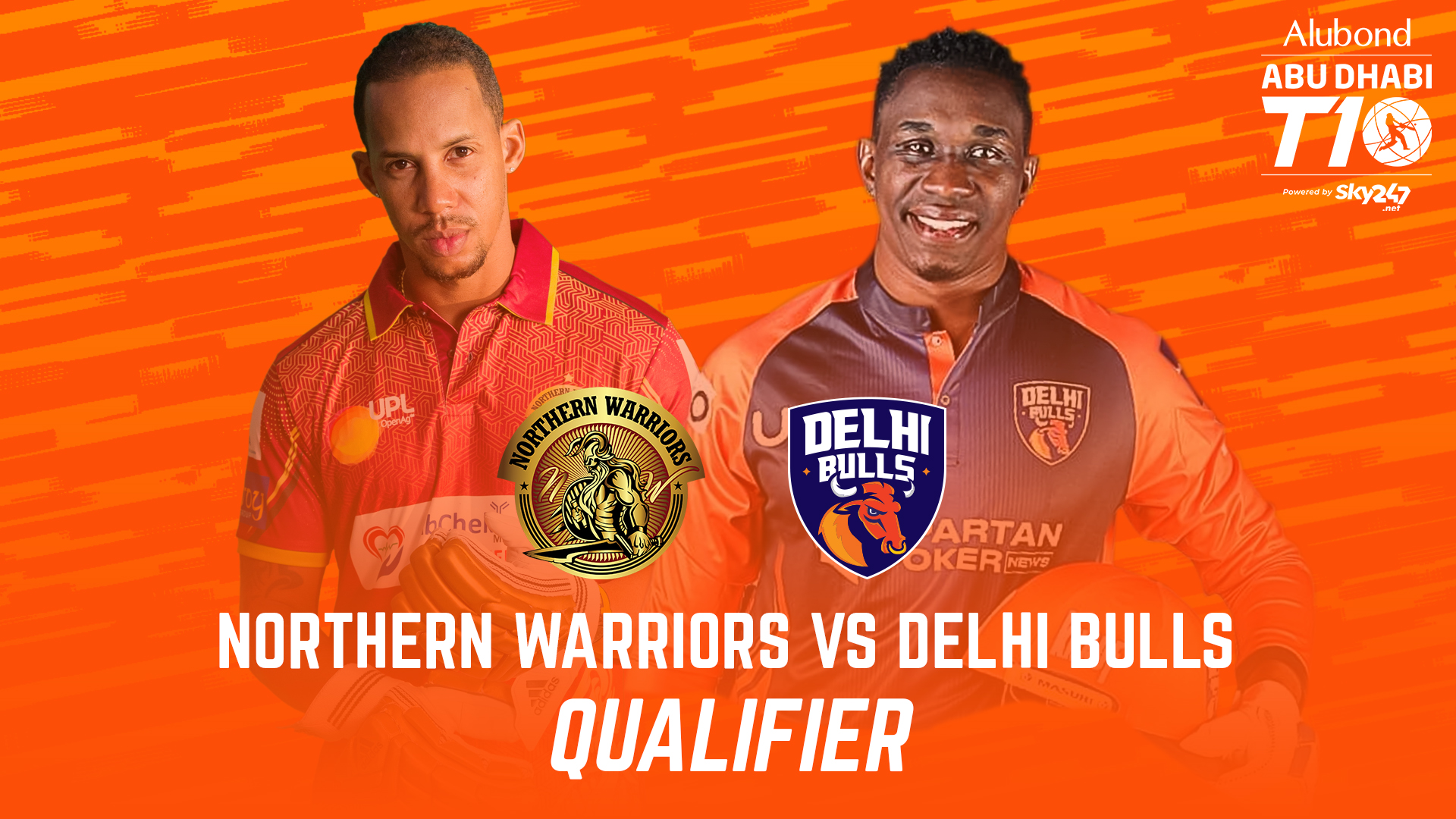 Match 25 I Qualifier I HIGHLIGHTS I Northern Warriors vs Delhi Bulls
