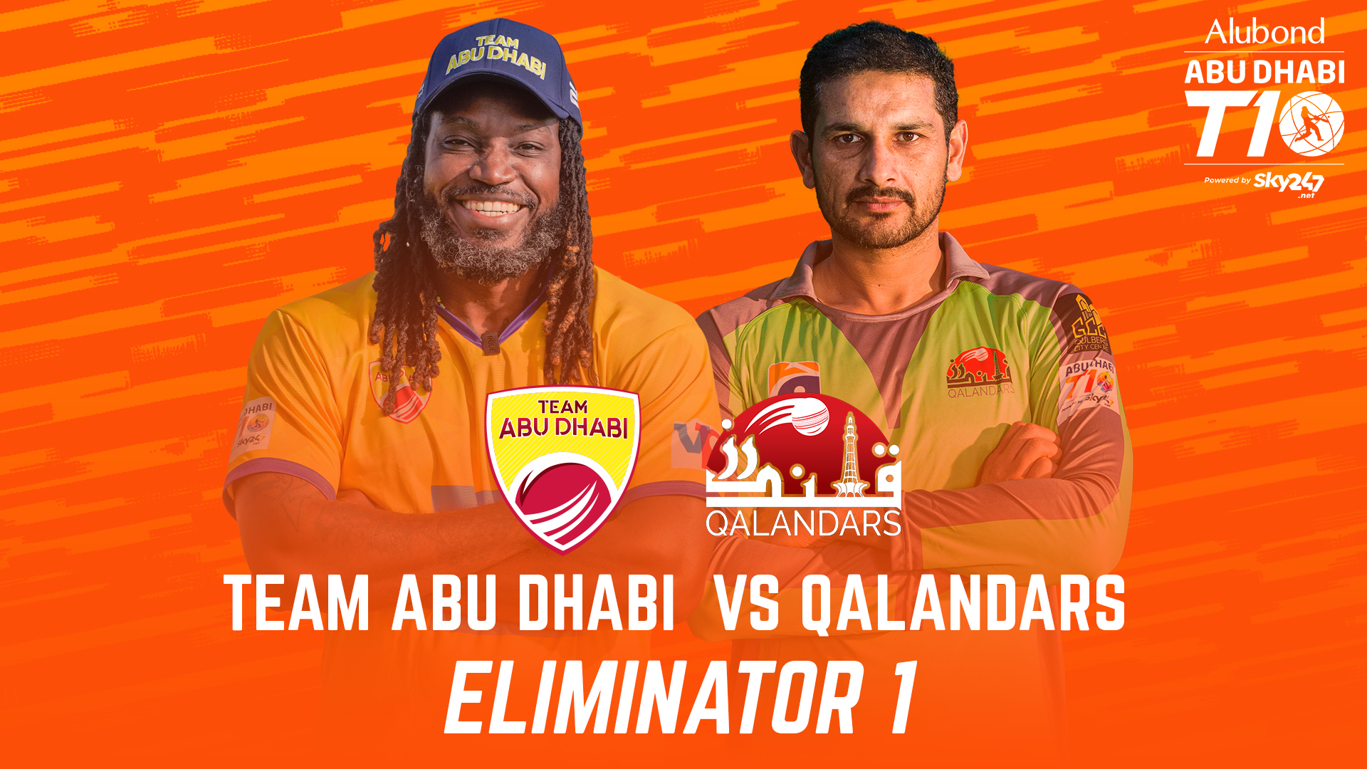 Match 26 I Eliminator 1 I Day 9 I HIGHLIGHTS I Team Abu Dhabi vs Qalandars